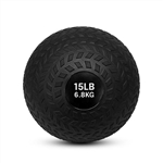 French Fitness PVC Slam Ball 15 lb Image