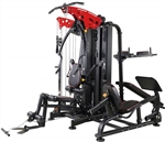 French Fitness X12 4 Station Functional Trainer & Home Gym System Image