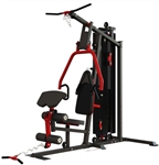 French Fitness X8 Multi Station Gym System Image