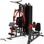 French Fitness X8 XL Multi Station Gym System Image