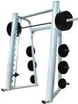 French Fitness FFS Silver Elite Smith Machine Image