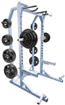 French Fitness Shasta HD Elite Half Rack Image