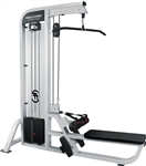 French Fitness FFS Silver Lat Pull Down / Low Row Image