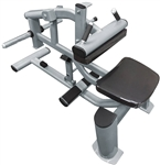 French Fitness FFS Silver P/L Seated Calf Raise Image