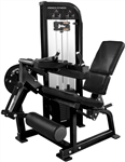 French Fitness Tahoe Seated Leg Curl / Leg Extension Image