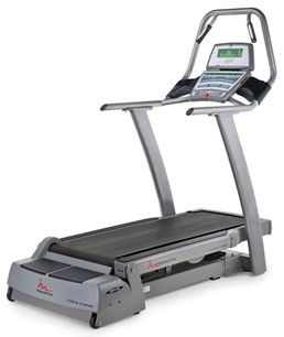 Freemotion Commercial Incline Trainer Treadmill Used