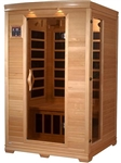 GoldenDesigns GDI-6232-01 Low EMF Far Infrared Sauna | Image