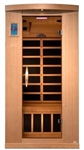 GoldenDesigns GDI-8010-01 Near Zero EMF Far IR Sauna | Image