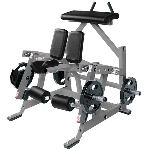 Hammer Strength ISO-Lateral Kneeling Leg Curl ILKLC (Remanufactured)