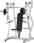 Hammer Strength ISO P/L Lateral Bench Press Image