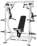 Hammer Strength ISO P/L Lateral Shoulder Press Image