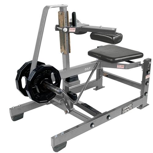 0b94fcd6aa Hammer Strength P L Seated Calf Raise Machine PLCALF Image
