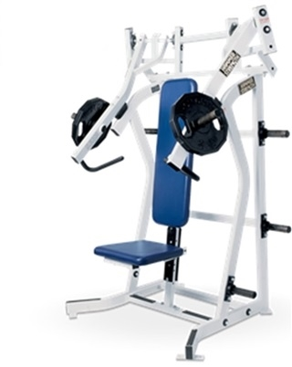 Hammer Strength P L Iso Lateral Incline Press Fitness