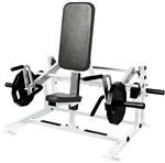 Hammer Strength PL-SH Plate-Loaded Seated/Standing Shrug Image