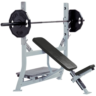 Hammer Strength Olympic Incline Bench Image