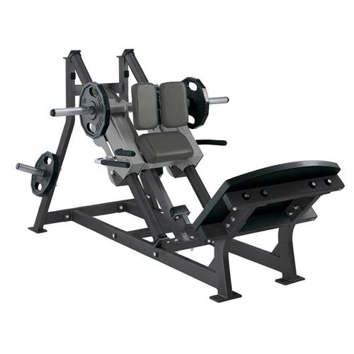 Hammer Strength P L Linear Hack Press Squat Fitness
