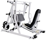 Hammer Strength Horizontal Leg Press Image