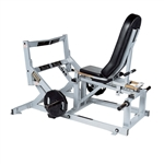 Hammer Strength Plate-Loaded Super Horizontal Calf Image