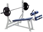 Hammer Strength P/L Olympic Decline Bench Image