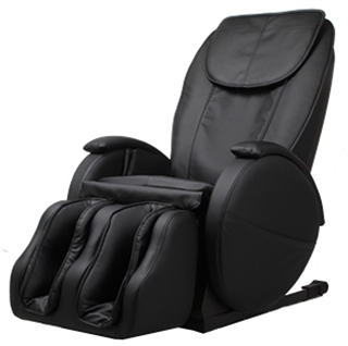 GoldenDesigns Hampton - LC5700S BLK Dynamic Modern Massage Chair | Image