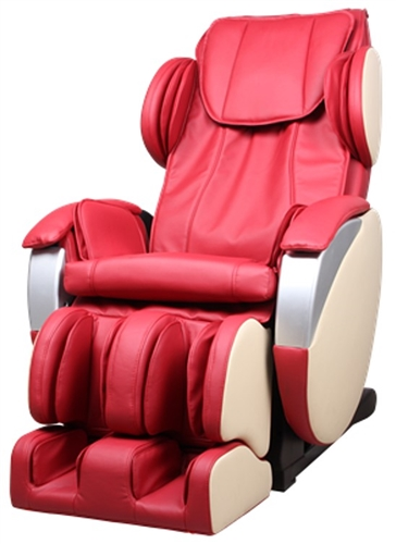 ... RED Dynamic Modern Massage Chair | Image Larger Photo Email A Friend