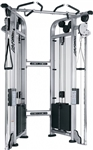 Life Fitness Dual Adjustable Pulley Image