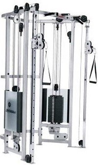 Life Fitness SM22 Dual Adjustable Pulley Image