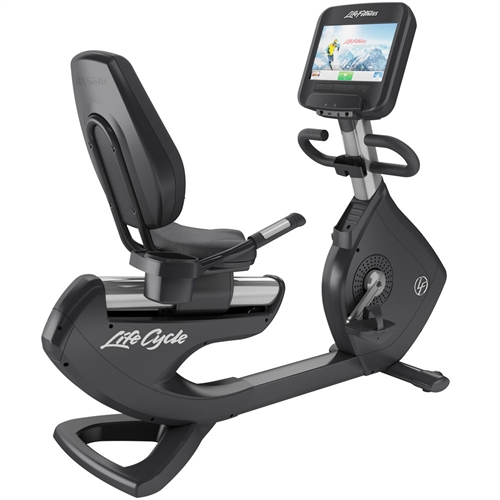 Buy life fitness elevation series recumbent lifecycle exercise bike larger photo email a friend fandeluxe Images