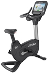 Life Fitness Discover SE Elevation Upright Bike Image