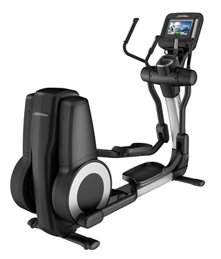 Life Fitness Discover SI 95X Elevation Elliptical Image