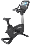 Life Fitness Discover SI Elevation Upright Bike Image