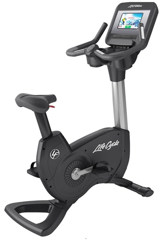 Life Fitness  Discover SI 95C Elevation Upright Bike Image