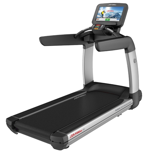 Life Fitness Elevation Discover Se Treadmill Fitness