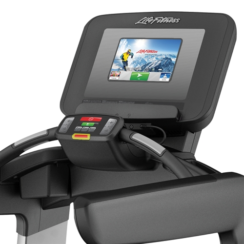 Life Fitness Treadmill Discover Se: Life Fitness Elevation Series Treadmill With Discover SI