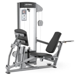 Life Fitness Optima OSLP Leg Press Image