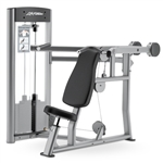 Life Fitness Optima OSSP Shoulder Press Image