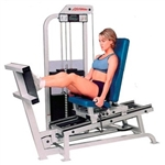 Life Fitness Pro1 Seated Leg Press Image