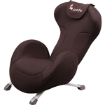 GoldenDesigns Berkeley - LC308 BRN Dynamic Modern Massage Chair | Image