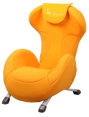 GoldenDesigns Berkeley - LC308 YLW Dynamic Modern Massage Chair | Image