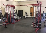 Magnum 5 Stack Multi Station Gym Image