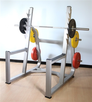Muscle D MD Series Squat Rack Image