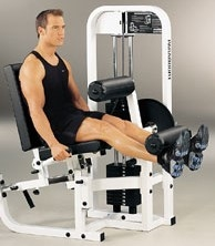 Paramount Leg Extension/Horizontal Curl SF-1900 Image