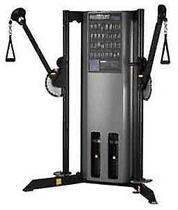 Paramount Fitness Pft 200 Dual Stack Functional Trainer