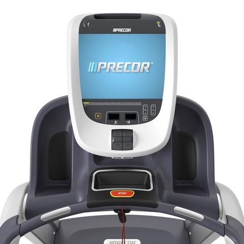 Precor TRM 885 V2 Treadmill w/P80 Console (Remanufactured)