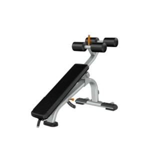Precor Discovery Adjustable Decline Ab Bench Fitness