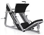Precor Icarian Angled 45 Degree Plate Loaded Leg Press Image