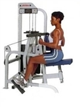 Life Fitness Pro1 Seated Row Image
