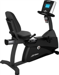 Life Fitness R1 Recumbent Bike Image