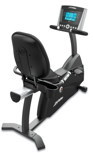 Life fitness r3 recumbent exercise bike wadvanced console fitness larger photo email a friend fandeluxe Images