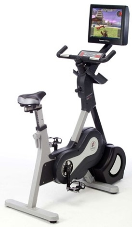 Expresso Fitness S2u Interactive Upright Bike Exercise